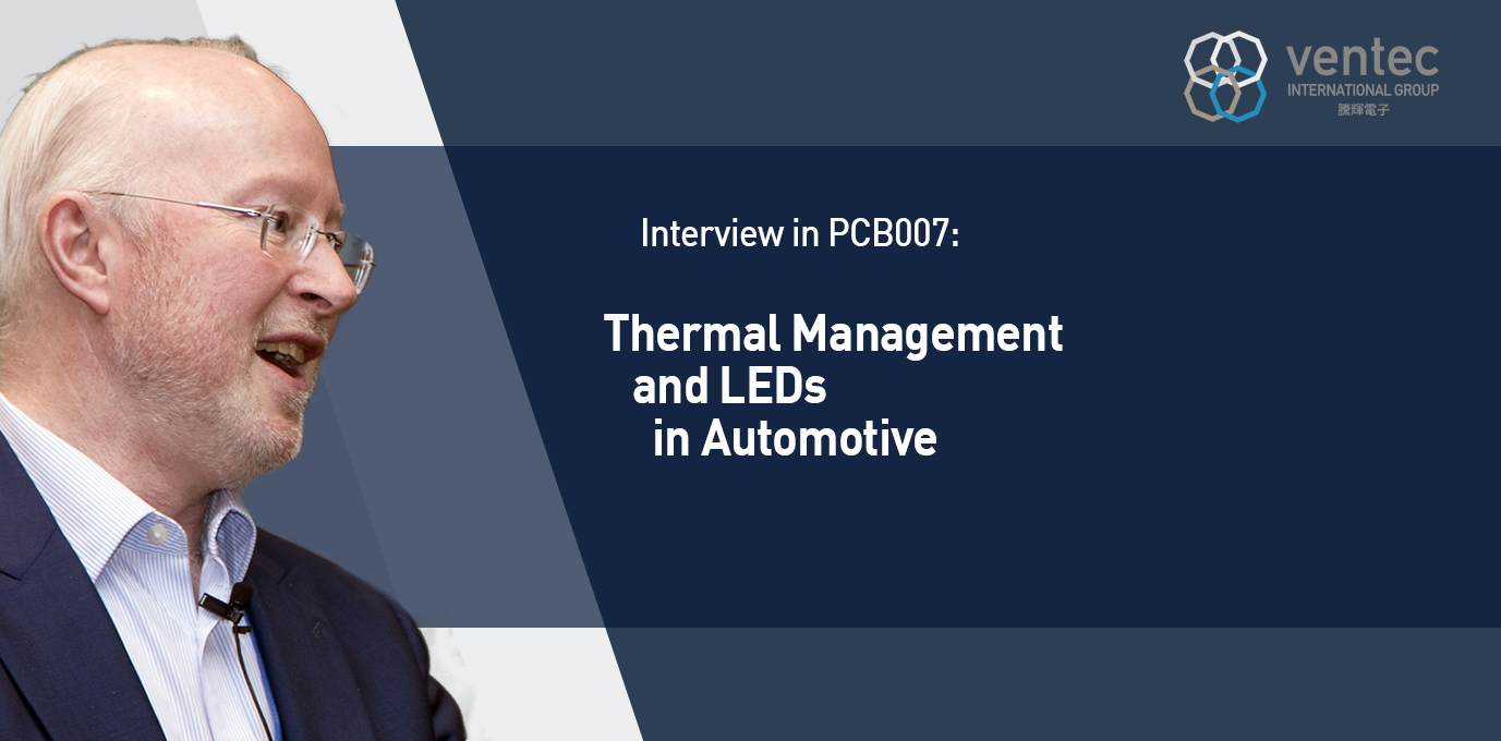 Interview: Thermal Management and LEDs in Automotive image